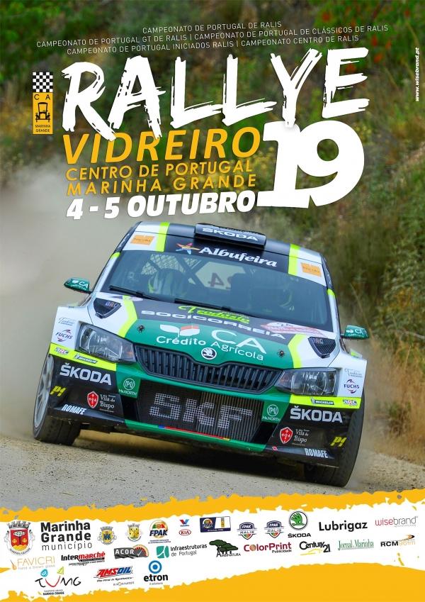 Nacionales de Rallyes Europeos(y no europeos) 2019: Información y novedades - Página 14 Poster_vidreiro2019